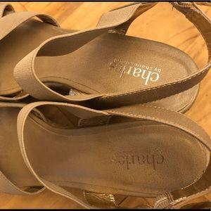 Charles David Shoes - Charles David Espadrille Wedge